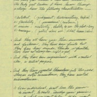 Speech Manuscript of TR 1980