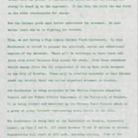 Speech Manuscript of TR 1971
