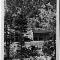 No.2 plant, transformer house, Inyo County (Image 37)