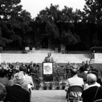 Tomás Rivera at the Citrus Experiment Station 75th Anniversary ceremony (Image 2)