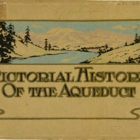 Historical sketch of the Los Angeles aqueduct